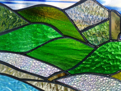 *SOLD OUT* 4-Week Stained Glass
