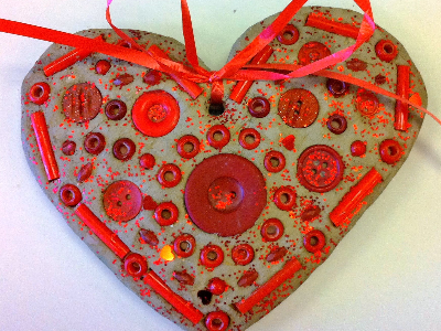Parent & Child Create Night- Valentine Mosaic (5-12 years)